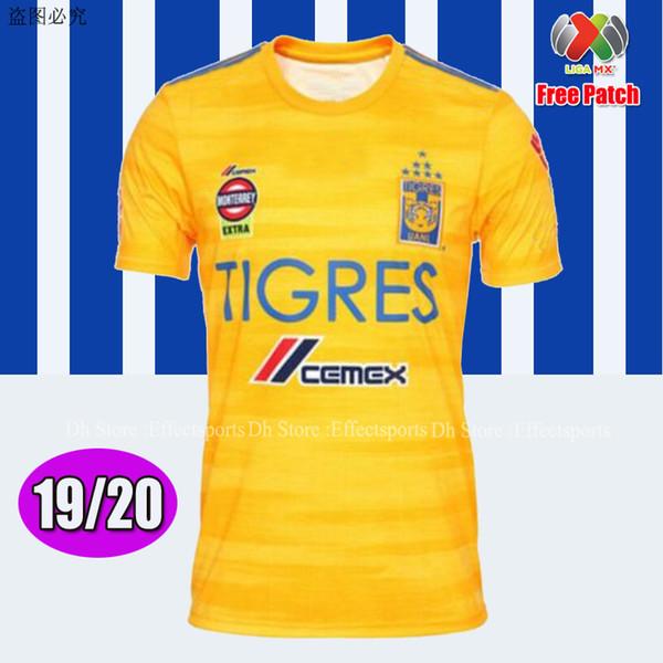 Tigres casa gialla