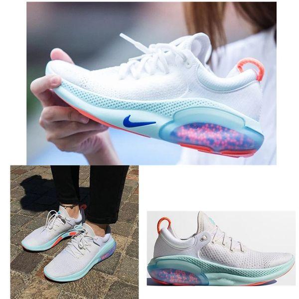 2019 dernières chaussures de sport décontractées de marque JOYRIDE RUN, chaussures de course à 360 degrés, choc dynamique, légères et confortables, chaussures de course hommes