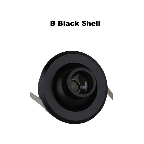 B Noir Shell