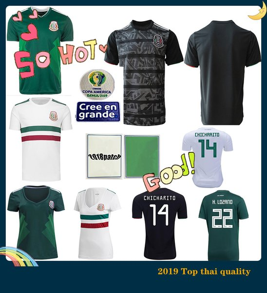 camiseta oficial de mexico 2019