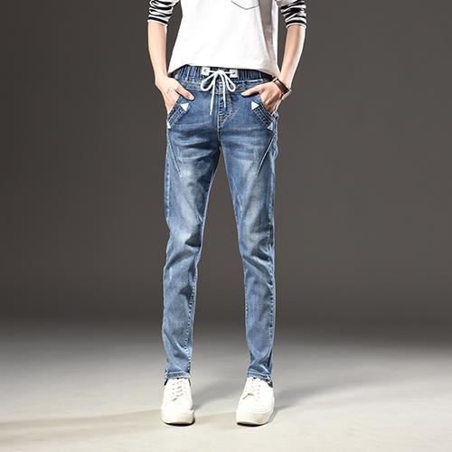 Açık Mavi Jeans