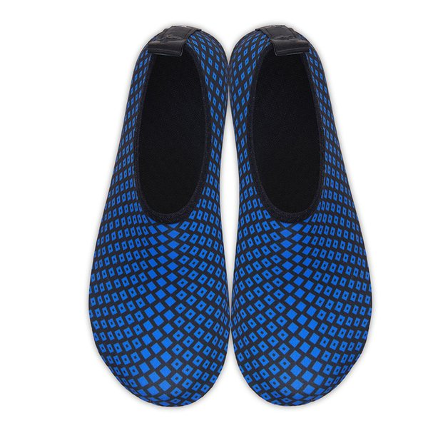 Men Women Boating Snorkeling Kayaking Water Sport Swimming Flexible Quick Dry Beach Shoes Elastic Soft Breathable Barefoot