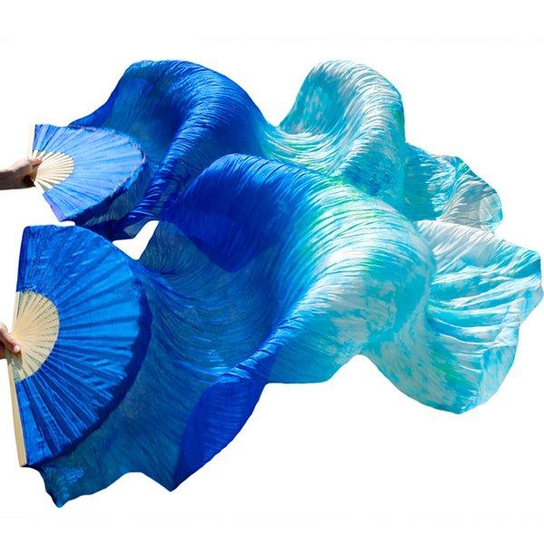 Tie-Dye blu reale
