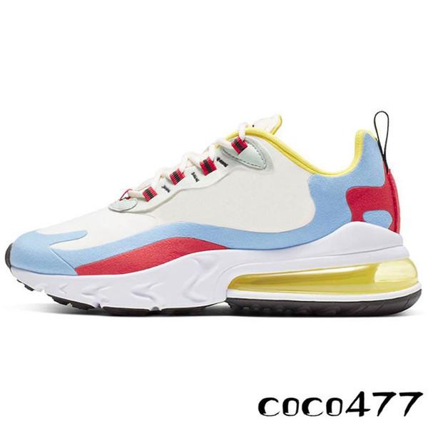 2020 hommes réagissent 27c chaussures de course New arrivée BAUHAUS HYPER JADE baskets de sport respirant orange formateur gris disigner mode optique 5