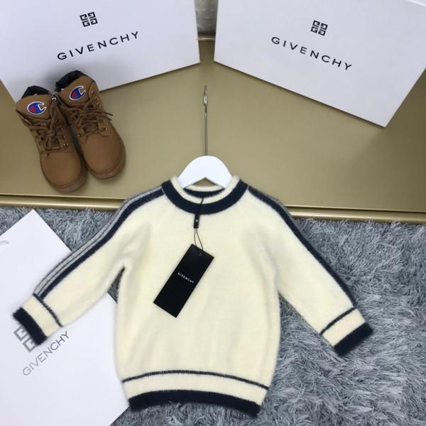 Boy Pullover hohe Qualität WSJ014 warme beiläufige # 120723 wgniuniu
