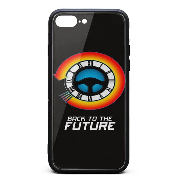 Back to the future game iphone cases 8p best cheap case protective duty protective case printted classic phone cases shock-absorbing ph