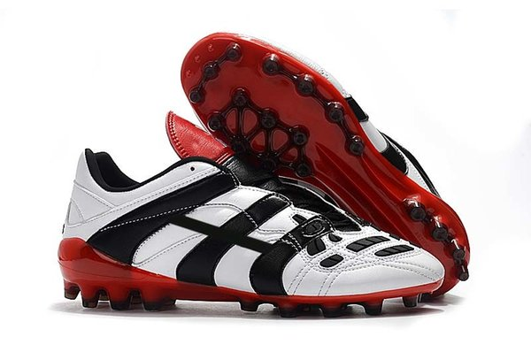 3.White Black/Red AG