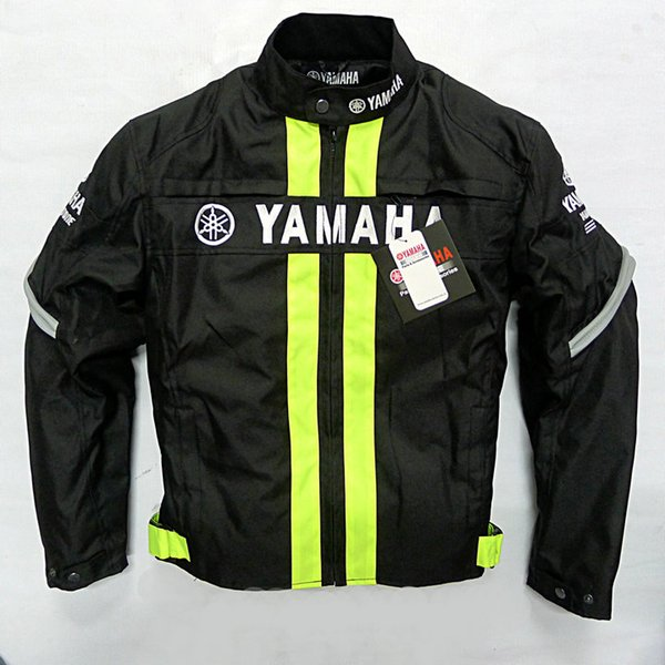 Winter Removable Cotton Liner Men Jacket Motorcycle Racing Jackets With Protective Gear For Yamaha Auto Moto Jacket Chaqueta