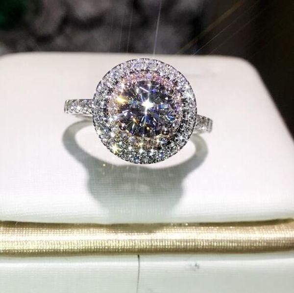 acheter bague diamant rose