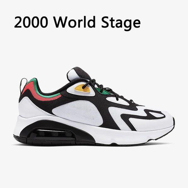 2000 Мировая Стадия