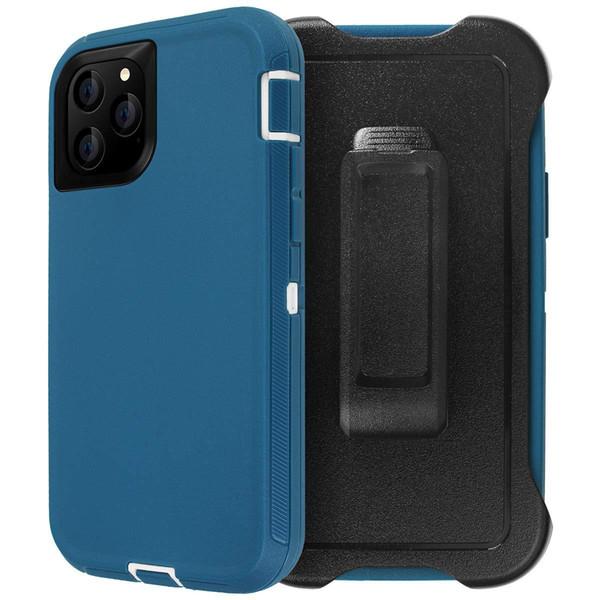 Роскошный 3 В 1 Робот Противоударно Броня Телефон CASER для Iphone11 Pro крышки TPU 360 Heavy Duty Protective для IPhone11 Pro Max