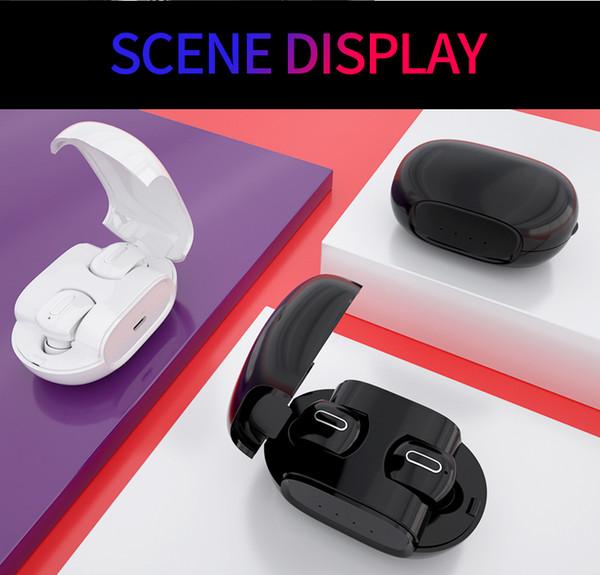 Neue G2 Sport wasserdichte Mode kreative Bluetooth 5.0 Mini TWS drahtlose Bluetooth-Headset ist für iPhone und Android-Handys geeignet