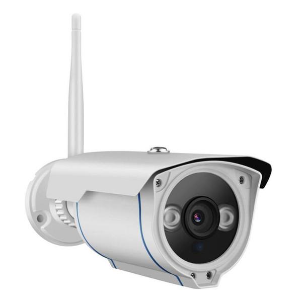 Upgrade für 1080P HD-IP-Kamera mit Infrarot-Nachtsicht für wasserdichte Consumer-Camcorder im Freien Unterstützt mobilen Erkennungsalarm