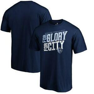 Sportliche Kansas City Fanatiker brannten Heimatstadt-Sammlung für Ruhm-T-Shirt ein
