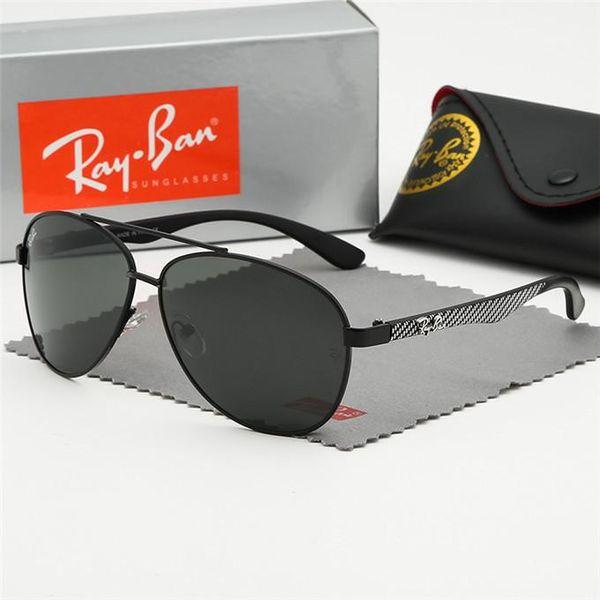 # 7021 мужчин очки автомобиль моды очки топ наружного UV400 SunGlass G2Ray-Ban