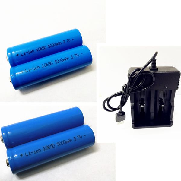 뾰족한 배터리 +의 USB 충전기