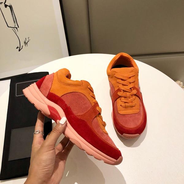 2019 роскошные кроссовки арены кроссовки красная сетка черная кожа Kanye West бегунов м