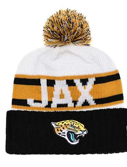 2019 New HOT Selling Men Women Winter Jaguars Fashion Beanies Brand Fans Hip Hop Baseball Cuffed Knit Caps xxx Skull Out Door Beanie Hats
