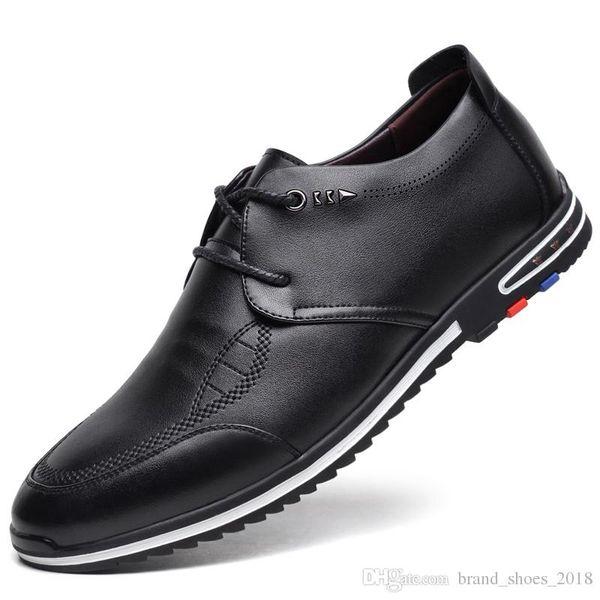 Size76 Hot homens loafer couro masculino Sapatos Estilo de celebridade mocassim senhores de couro de porco forro sapatos New bordado moda para homens