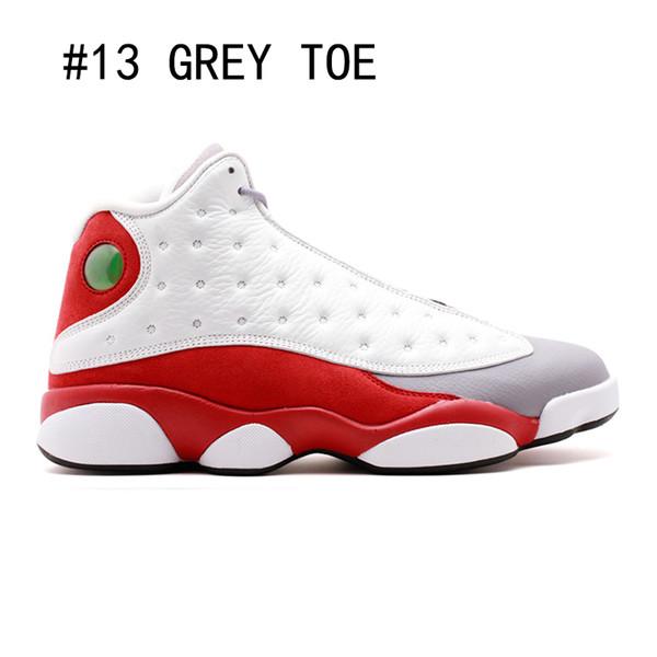 Grey Toe