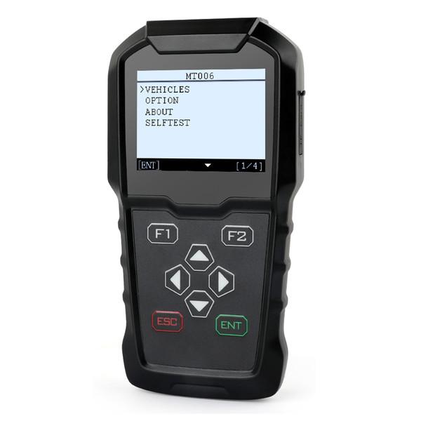 OBDPROG MT006 Car Key Programmer For VW Audi Skoda SEAT Coding Immobiliser OBD2 Odometer Correction Diagnostic Tool
