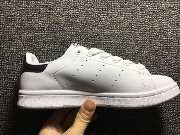 Yeni stan smith ayakkabı 2017 Klasik rahat ayakkabılar Toptan yüksek kalite smith erkekler koşu ayakkabıları rahat deri kadın spor sneakers a105