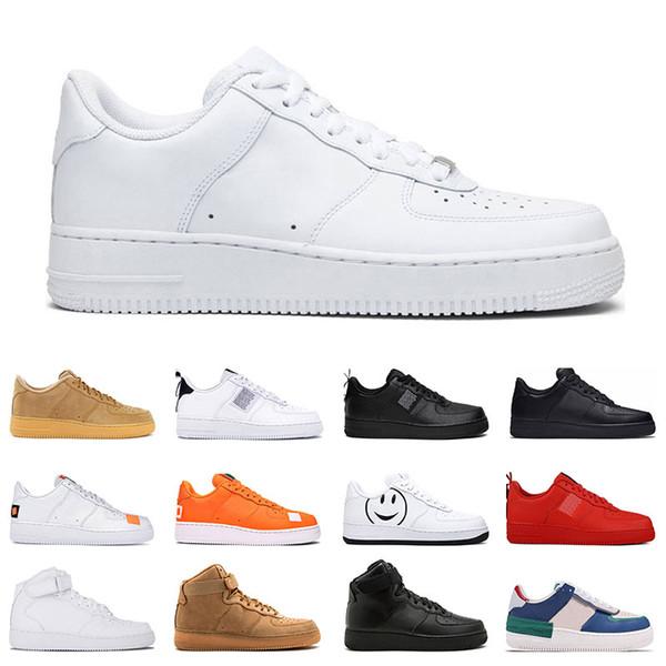 nike air force 1  Hotsale scarpe da corsa per uomo Neon triple bianco nero tramonto DESERT GOLD NORTHERN LIGHTS DAY donne sportive sneaker trainer taglia 36-45