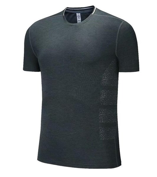 Satış tayt erkekler çabuk kuruyan tişört kısa kollu spor kıyafeti yüksek elastik basketbol çalışan ter eğitim spor gömlek whol-A3