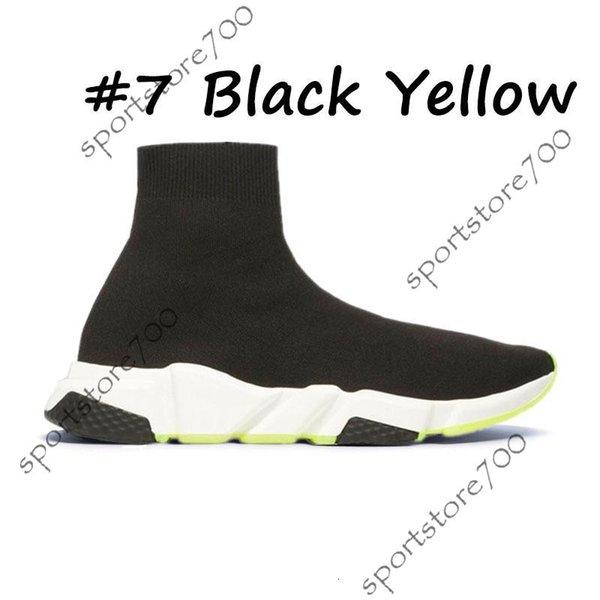# 7 Black Amarelo