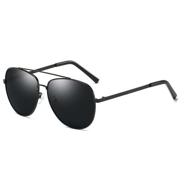 Men's Brand Designer Business Polarized Sunglasses Men's and Women's Fashion Sunglasses High-end Driver Sunglasses Top Quality Glasses