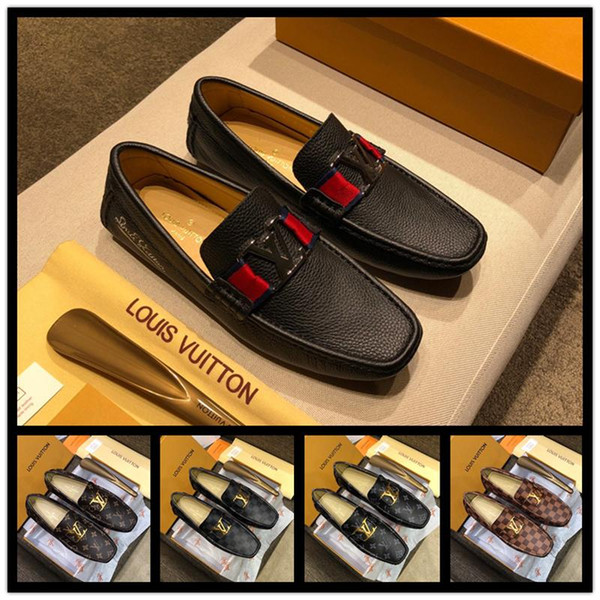271cdffc8044 BEST HOT Big US size 6.5-12 man dress shoe Flat Shoes Luxurious Men s  Business
