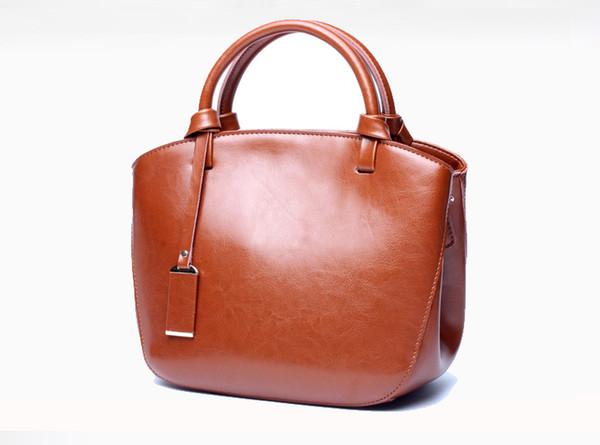 Melhor qualidade mais novo mulheres sacos MICHA KEN senhora bolsas de couro Genuíno famosa marca Designer sacos bolsa bolsa tote bolsa feminina 6821