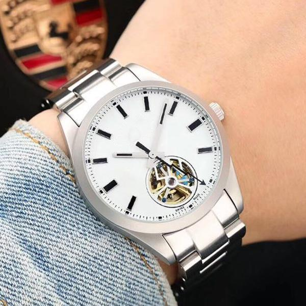 Luxury classic fashion man watches 116400 40mm 2019 hot new Waterproof mens watch imported mechanical movement