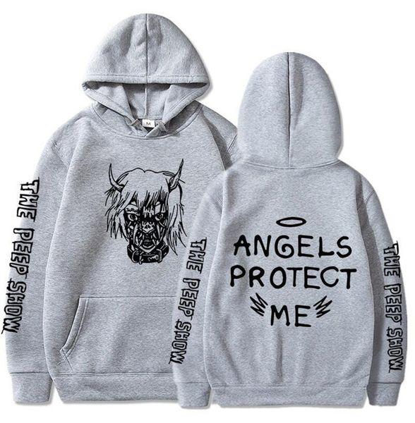 Hot Sale Lil Peep Hooded Men/Women Clothes Harajuku Hip Hop Casual Tops Hoodies Sweatshirts Men Print Plus Size 3XL H-15