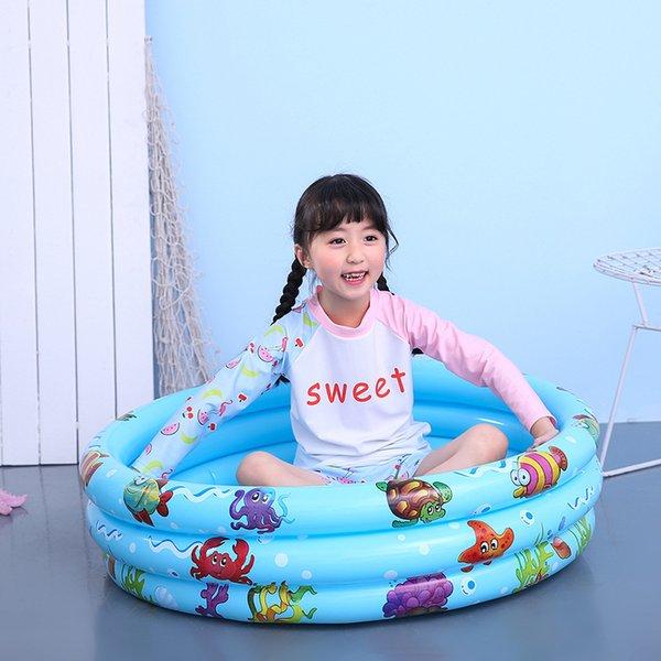 Высокое качество Baby Home Use надувной бассейн Piscine Gonfla плавательный бассейн дети надувной ребенок плавать летом Zwembad