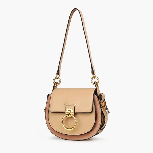 c8f35104 Designer Small Tess Bag Saddle Bag Fashion Handbag Genuine Leather  Crossbody Shoulder Purse Luxury Bag For Women Crossbody Bags Satchel From  ...