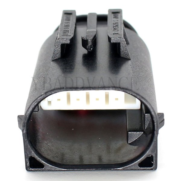 8 pin automotive female tyco pa66 amp waterproof plastic sealed electric connector 1-929342-1 1-929343-1