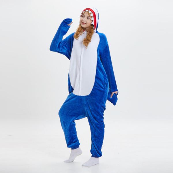 Flannel Unicorn Adult onesie costume Cartooon Hoodies Robes animal pajamas Jumpsuit pyjama cosplay costume for Halloween Christmas