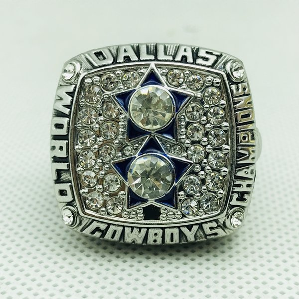1977 dallas cowboy world Championship Rings anillos deportivos