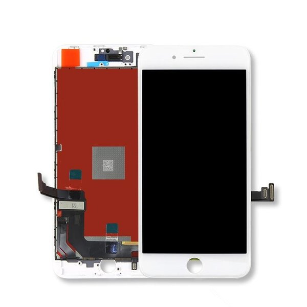 Great A+++++ Smart Phone LCD For Apple Iphone 8+ 8 plus 8plus lcd touch 8plus screen display Assembly replace iphone8 plus