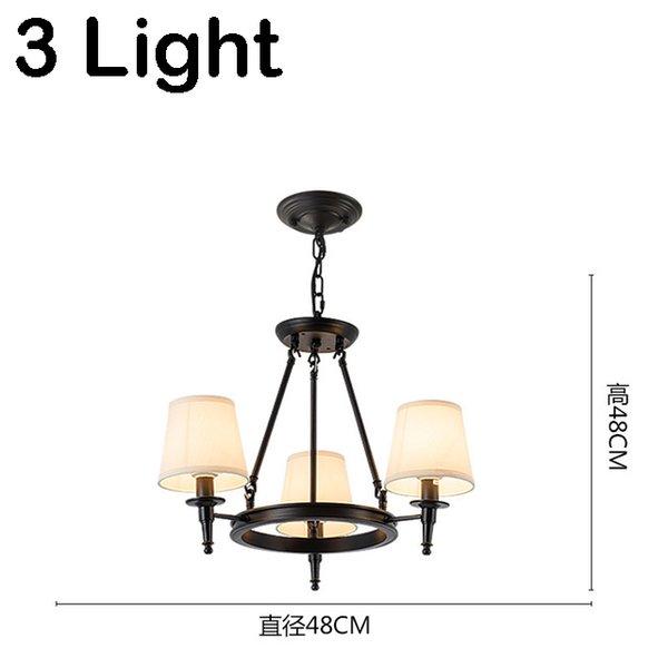 black 3 light