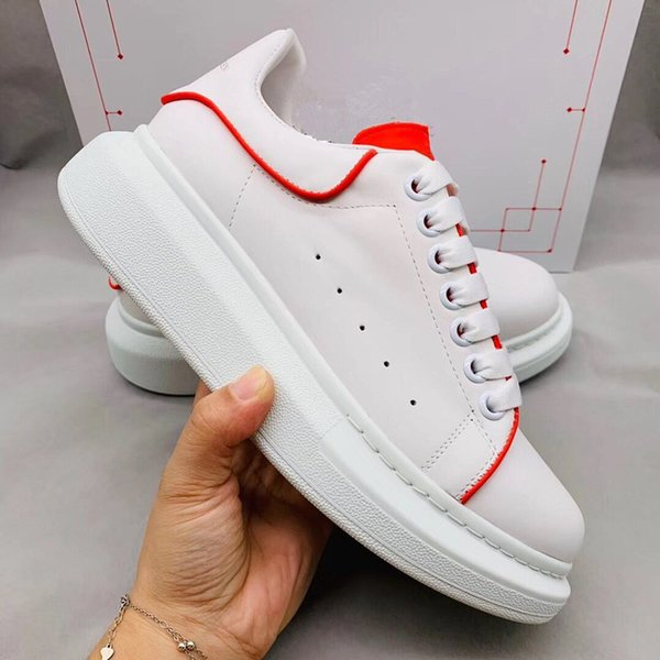 Summer New Designer Classic Man Genuine Leather Arena Shoes Flat Fashion Luxury Shoes Outdoors Sneakers 05037
