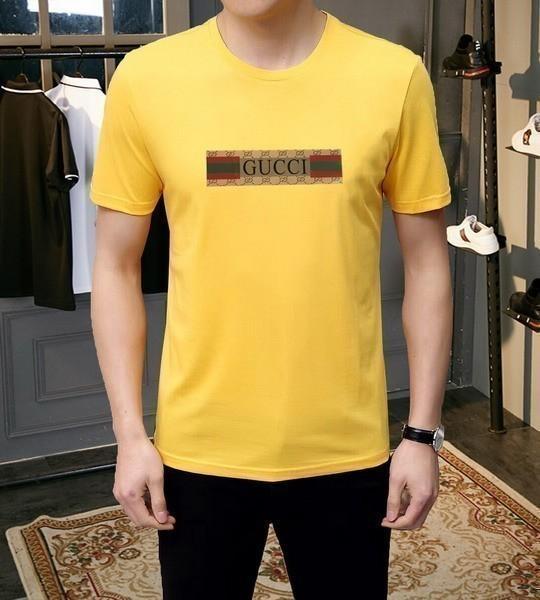 2019 summer new man 's short sleeve t shirt mg55#412014