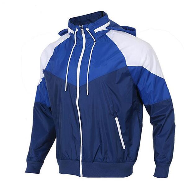 Bahar Erkek Tasarımcı Ceketler Logo Marka Ceket Palto Ile Lüks Erkekler Rüzgarlık Kapüşonlu Moda Hoodies Tişörtü Fermuar Giyim M-3XL