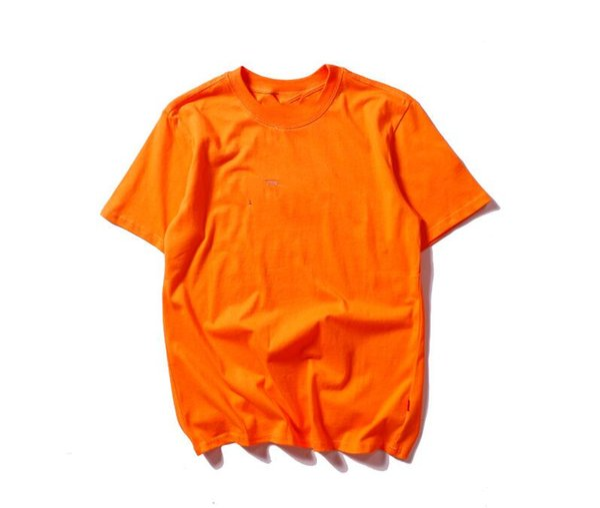 2019 Designer quality cotton new O-neck short-sleeved T-shirt brand men's T-shirt fashion style sports men's T-shirt free shipping