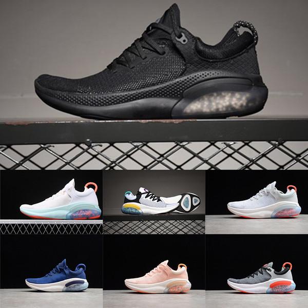 2020 zapatos corrientes Joyride FK Run Deportes zapatillas de deporte de la Universidad de platino tinte rojo Triple Negro Runner utilidad para hombre Zapatos de la zapatilla de atletismo