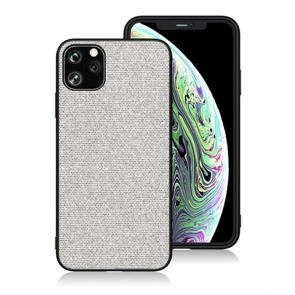 Funda de lujo Coque Cover 5.8 pulgadas para iPhone 11 2019 Funda para iPhone XI Max 2019 6.5 pulgadas nueva funda de teléfono