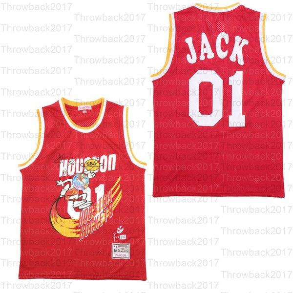 Jack 01 rosso