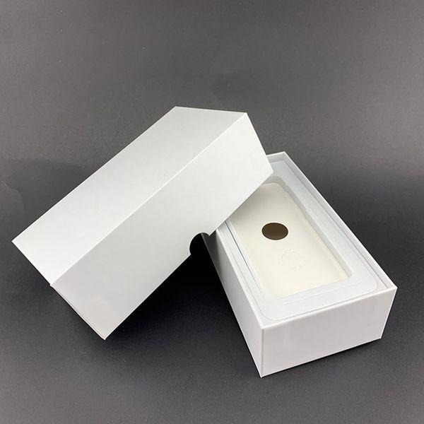 Teléfono móvil caja al por menor cajas vacías de embalaje para iPhone X XS Max 8 Plus 7 6 6s vacía la caja del teléfono No Logo No hay imagen