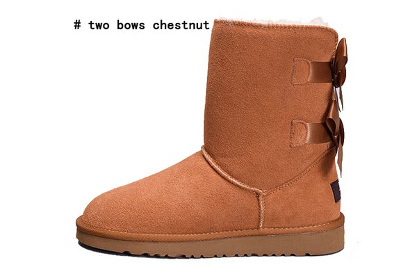 two bows chestnut